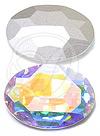 Swarovski 4127 Large Oval Fancy Stone Crystal AB 30x22mm