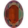Swarovski 4127 Large Oval Fancy Stone Crystal Chili Pepper 30x22mm