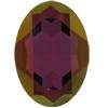 Swarovski 4127 Large Oval Fancy Stone Crystal Lilac Shadow 30x22mm