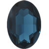 Swarovski 4127 Large Oval Fancy Stone Montana 39x28mm
