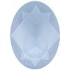 Swarovski 4127 Large Oval Fancy Stone Crystal Powder Blue 30x22mm