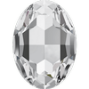 Dreamtime Crystal DC 4127 Large Oval Fancy Stone Crystal 30x22mm