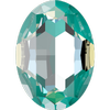 Dreamtime Crystal DC 4127 Large Oval Fancy Stone Crystal Laguna DeLite 30x22mm