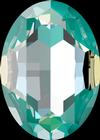 Swarovski 4127 Large Oval Fancy Stone Crystal Laguna DeLite 30x22mm
