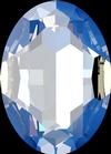 Dreamtime Crystal DC 4127 Large Oval Fancy Stone Crystal Ocean DeLite 30x22mm