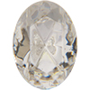 Swarovski 4130/2 Oval Fancy Stone (Table Cut) Crystal 6x4mm
