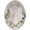 Swarovski 4130/2 Oval Fancy Stone (Table Cut) Crystal 10x8mm
