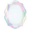 Swarovski 4142 Baroque Mirror Fancy Stone Crystal AB 10x8mm