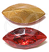 Swarovski 4200/2 Navette Fancy Stone (Table Cut) Light Siam 15x4mm