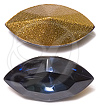 Swarovski 4200/2 Navette Fancy Stone (Table Cut) Montana 10x5mm
