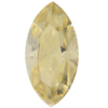 Swarovski 4228 Navette Fancy Stone Jonquil 4x2mm