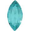 Swarovski 4228 Navette Fancy Stone Light Turquoise 10x5mm