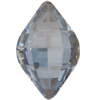 Swarovski 4230 Lemon Fancy Stone Crystal Blue Shade 14x9mm