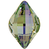 Swarovski 4230 Lemon Fancy Stone Crystal Celadon 23x15mm