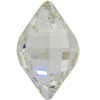 Swarovski 4230 Lemon Fancy Stone Crystal 23x15mm
