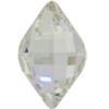 Swarovski 4230 Lemon Fancy Stone Crystal 14x9mm
