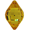 Swarovski 4230 Lemon Fancy Stone Light Topaz 19x12mm