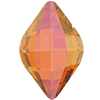 Swarovski 4230 Lemon Fancy Stone Crystal Summer Blush 14x9mm