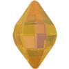Swarovski 4230 Lemon Fancy Stone White Opal Brandy 19x12mm