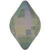 Swarovski 4230 Lemon Fancy Stone White Opal Celadon 19x12mm