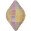 Swarovski 4230 Lemon Fancy Stone White Opal Purple Haze 19x12mm