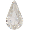 Swarovski 4328 Xilion Pear Fancy Stone Crystal 13x7.8mm
