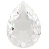 Swarovski 4320 Pear Shaped Fancy Stone Crystal (Unfoiled) 18x13mm