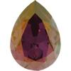 Swarovski 4320 Pear Shaped Fancy Stone Crystal Lilac Shadow 8x6mm