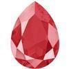 Swarovski 4320 Pear Shaped Fancy Stone Crystal Royal Red 14x10mm