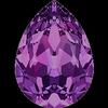 Dreamtime Crystal DC 4320 Pear Shaped Fancy Stone Amethyst 14x10mm