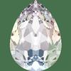 Dreamtime Crystal DC 4320 Pear Shaped Fancy Stone Crystal AB 14x10mm