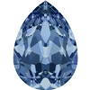 Swarovski 4320 Pear Shaped Fancy Stone Montana 8x6mm