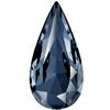 Swarovski 4322 Teardrop Fancy Stone Montana 14x7mm