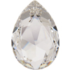 Swarovski 4327 Large Pear Shaped Fancy Stone Crystal 40x27mm
