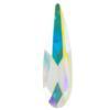 Swarovski 4331 Raindrop Fancy Stone Crystal AB 11mm