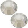 Preciosa VIVA12 Rhinestones Flatback MC Chaton Rose 12ss Crystal Argent Flare