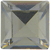 Swarovski 4401 Square Fancy Stone Black Diamond 4mm