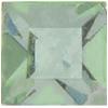Swarovski 4401 Square Fancy Stone Chrysolite 2mm