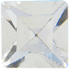 Swarovski 4400 Square Vintage Fancy Stone Crystal 6mm