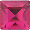 Swarovski 4400 Square Vintage Fancy Stone Fuchsia 6mm