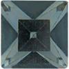 Swarovski 4400 Square Vintage Fancy Stone Indian Sapphire 6mm