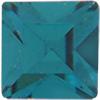 Swarovski 4401 Square Fancy Stone Indicolite 3mm