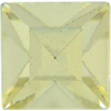 Swarovski 4401 Square Fancy Stone Jonquil 4mm