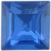 Swarovski 4410 Square Fancy Stone Sapphire 6mm
