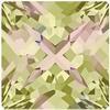 Swarovski 4418 Xilion Pointed Square Fancy Stone Crystal Luminous Green 6mm