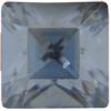 Swarovski 4428 Square Fancy Stone Crystal Blue Shade 2mm