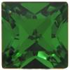 Swarovski 4428 Square Fancy Stone Fern Green 5mm