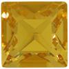 Swarovski 4428 Square Fancy Stone Light Topaz 5mm