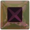 Swarovski 4428 Square Fancy Stone Crystal Lilac Shadow 2mm