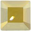 Swarovski 4428 Square Fancy Stone Crystal Metallic Sunshine 2mm